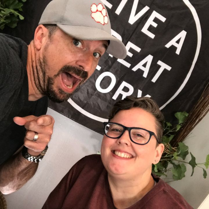 Episode 141: More Than Existing (Chasity Kitchens from Live a Great Story)