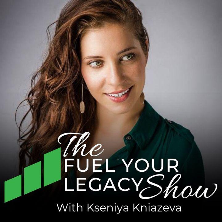 Episode 202: Where Do You Fall On The Spectrum Of Mental Illness? - Kseniya Kniazeva