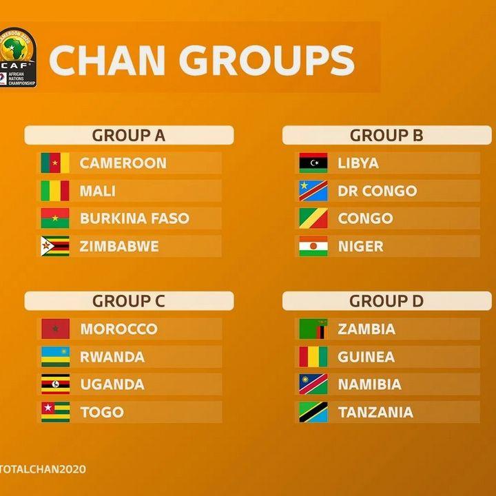 15 January - CHAN kicks off in Cameroon + Zambia coach Micho + Liverpool v Utd