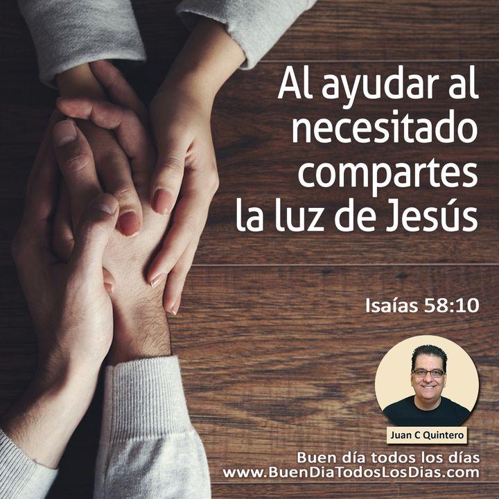 La luz de Jesús