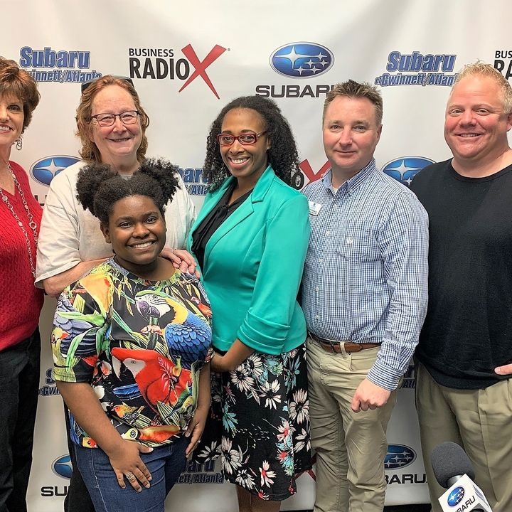 MARKETING MATTERS WITH RYAN SAUERS: Brenda Bean and Irene Stovall of Parrot Productions & Fancy Feathers and Peppur Lewis and Stacey Donald