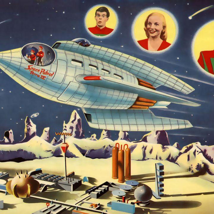 OTRC.ca: Space Patrol - Episode 7 - Queen of Space