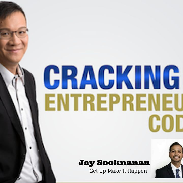 Episode 041 - How Does Jay Sooknanan Stay Driven and Keep Him Focused?