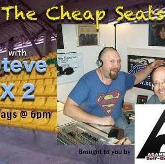 The Cheap Seats 9-26-14