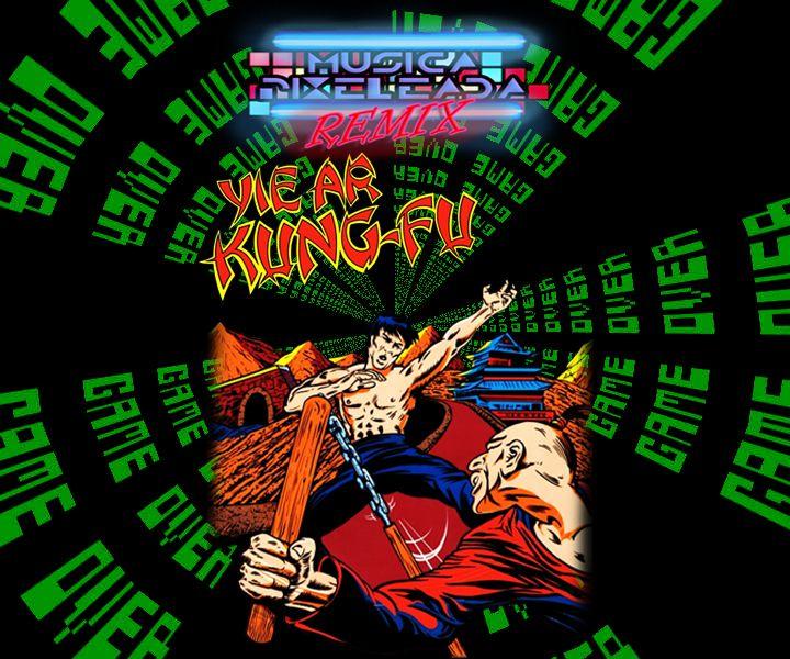 Yie ar Kung-Fu (Arcade)