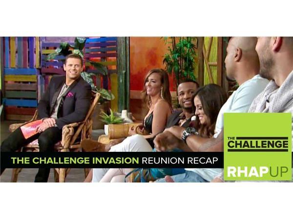 MTV Reality RHAPup | The Challenge Invasion Reunion RHAPup