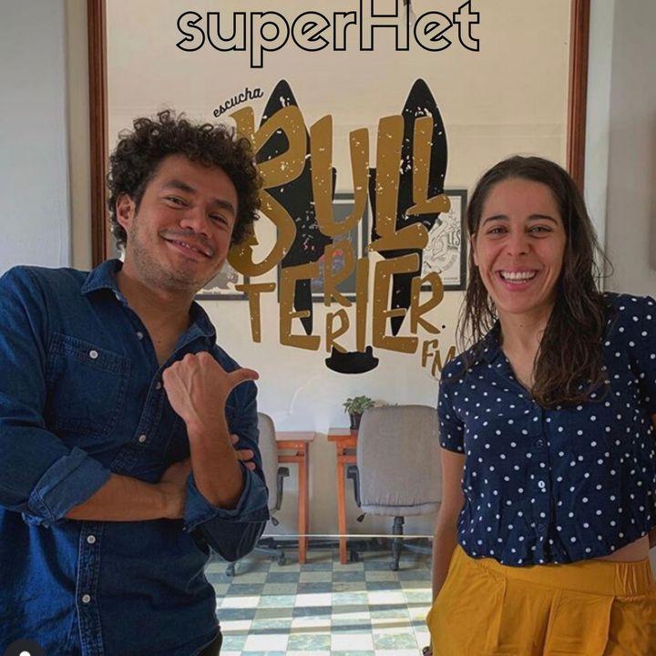 "superHet #59 - ""Nnnnnel, es harina"""