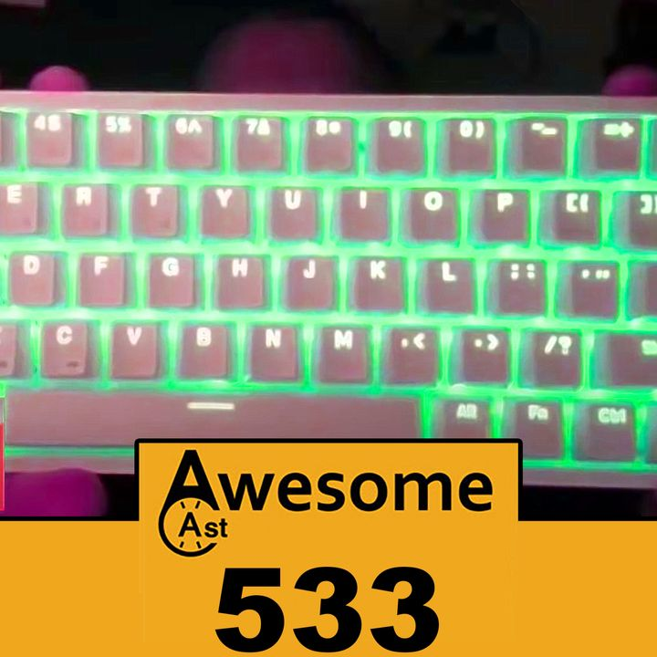 Keyboard Brown Note | AwesomeCast 533