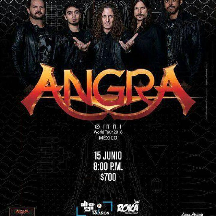 ANGRA EN MONTERREY/CORROSION OF CONFORMITY ENMTY/NEURAL FX EN EL NODRIZA ESTUDIOS 18 DE mayo/FREDY METAL SHOW #84 Comparte Este Video
