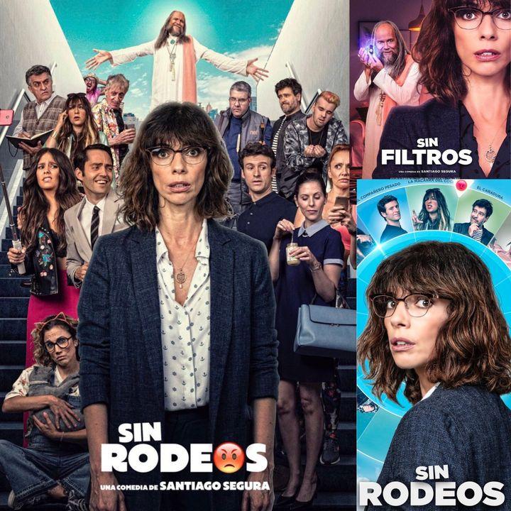 """""""Lecciones de Amor"""" sesión de cine """"Sin rodeos"""" con David Hoffmeister / """"Lessons of Love"""" Movie Session """"Empowered"""""""