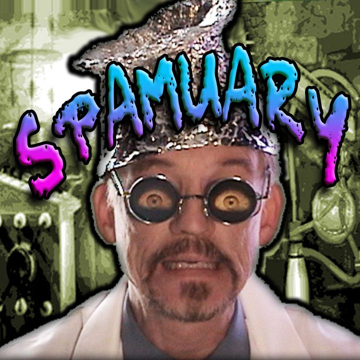 "Doctor I. M. Paranoid ""Spamuary 2018"""