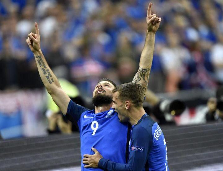 EuroNews - Francia-Islanda