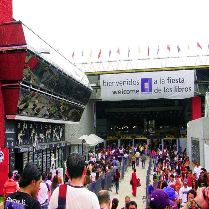 La Feria del Libro de Guadalajara, será virtual por el Covid-19 en 2020