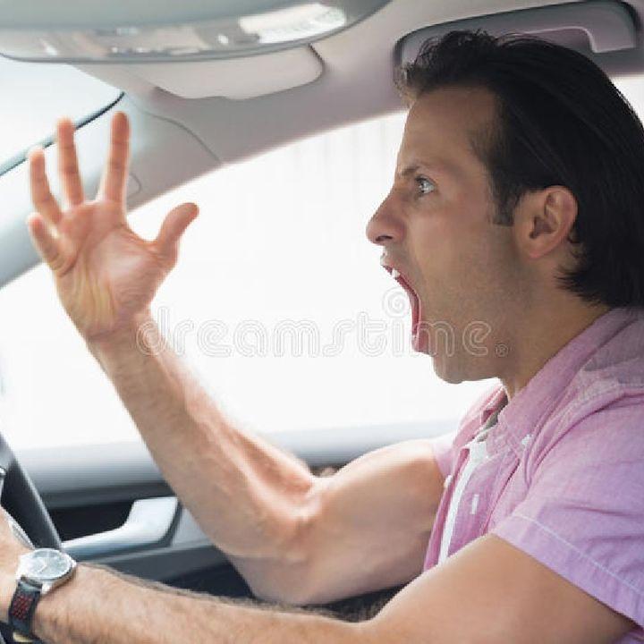 Road Rage! Listen!