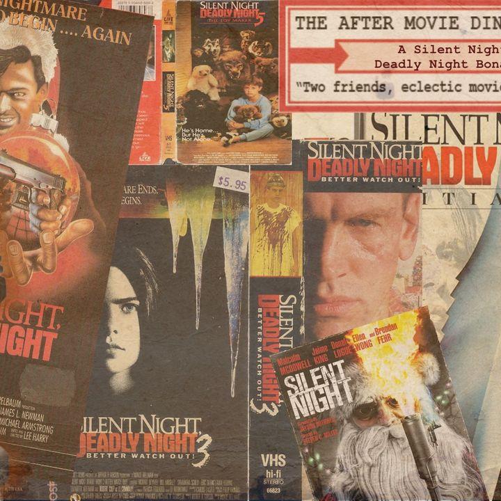 Ep 298 - A Silent Night Deadly Night Bonanza (2-5 & Remake)