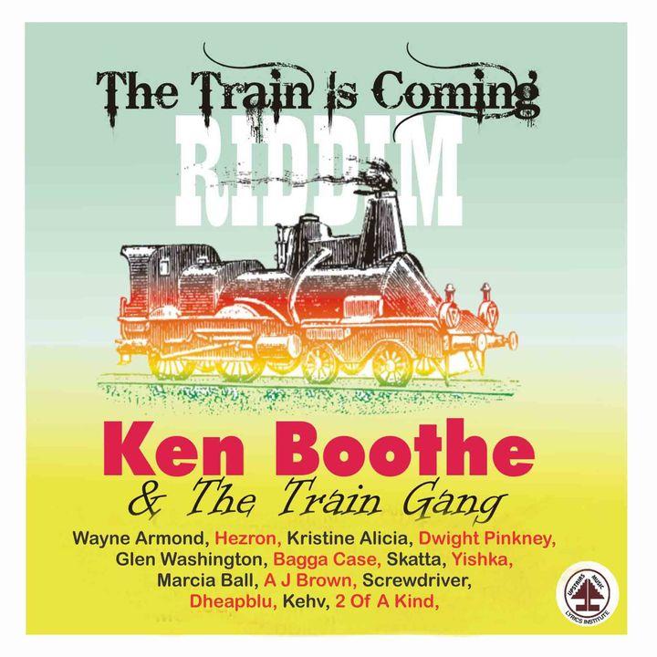 Train is Coming Riddim ~ Jerry Harris & More Latest V8 Twist UK.