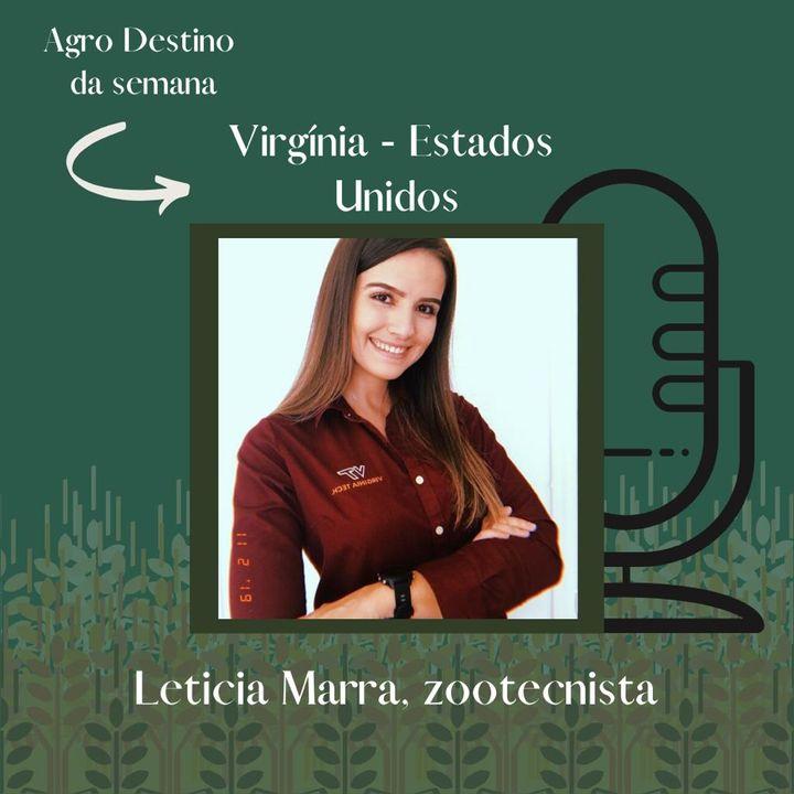 #01 Letícia Marra - Virgínia, EUA