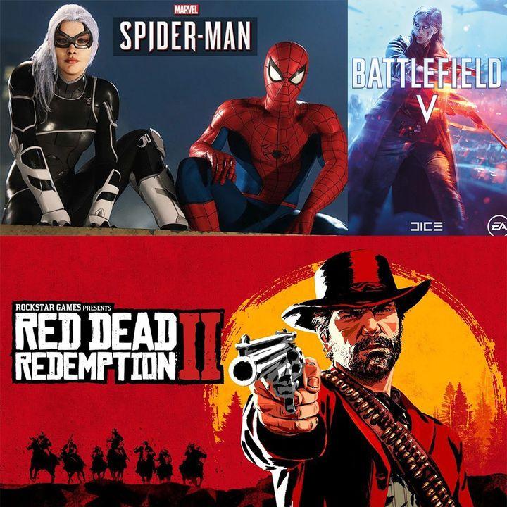 Videogiochi in uscita, DLC e Halloween (24 ottobre 2018)
