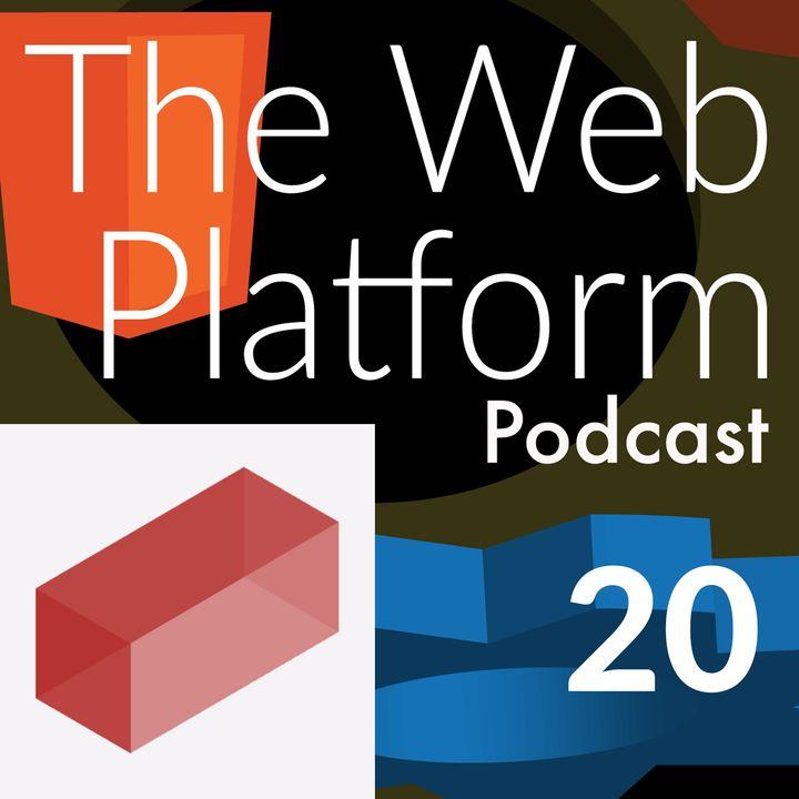 20: Mozilla Brick, 'UIKit' for The Web