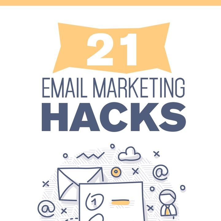 Check out these 21 email marketing tricks