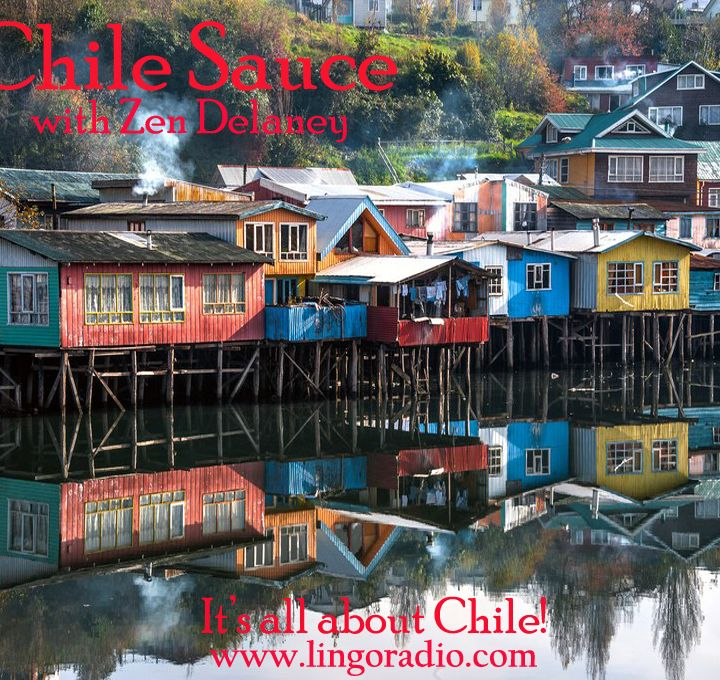 Zen Delaney's Chile Sauce on Lingo Radio Friday 8 January 2021