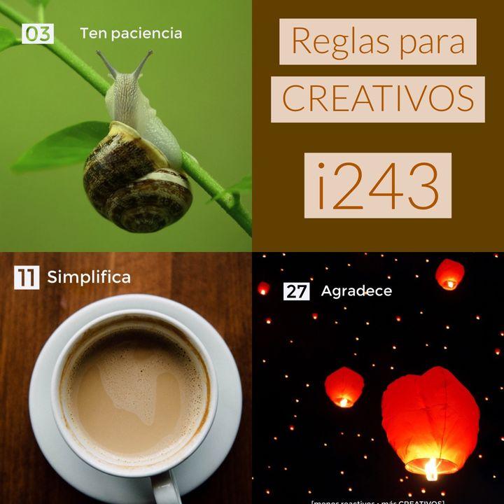 i243 Reglas para CREATIVOS 03-11-27
