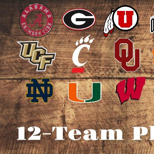 The 3 Point Conversion Sports Lounge - 12-Team College Playoff, Does Julio Jones Fit In TN, Joel Embiid Real MVP, CP3 Finals Bound, MLB Talk