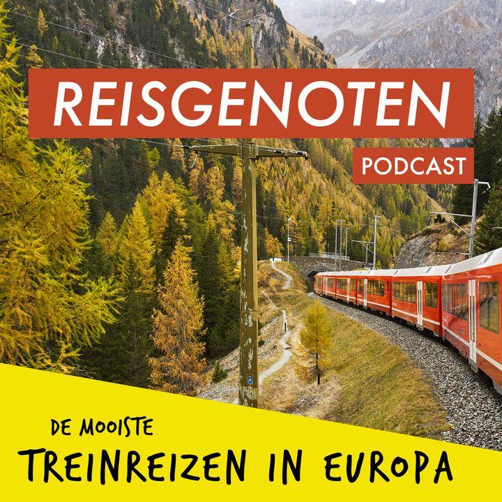 E27 Bekijk de wereld door een treinraam