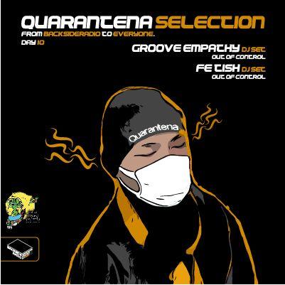 Quarantena Selection_Day10_Capitolo1_Fe-tish Dj Set!