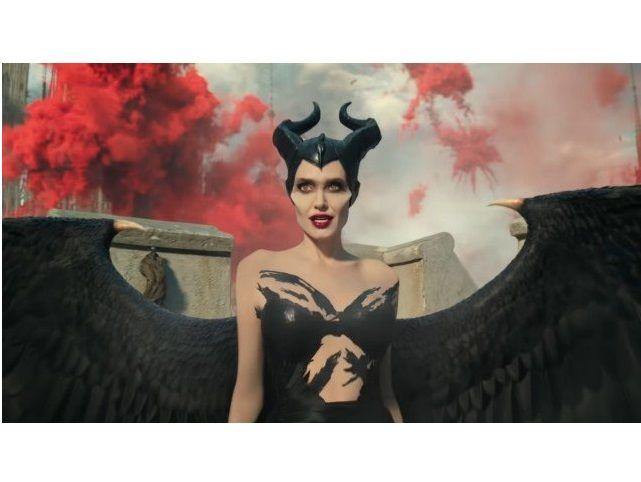 #partinico Maleficent, Signora del MALE