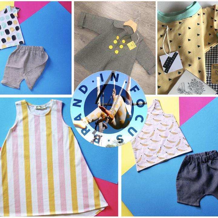 Brand in focus - Gli abiti per bambini colorati, pop e moderni di Bananamama