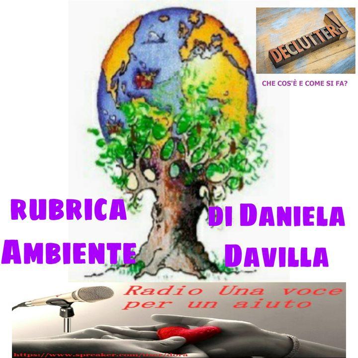 RUBRICA AMBIENTE:Il decluttering