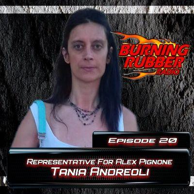 Ep. 20: Tania Andreoli