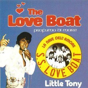Little Tony Profumo di Mare LOVE BOATrda