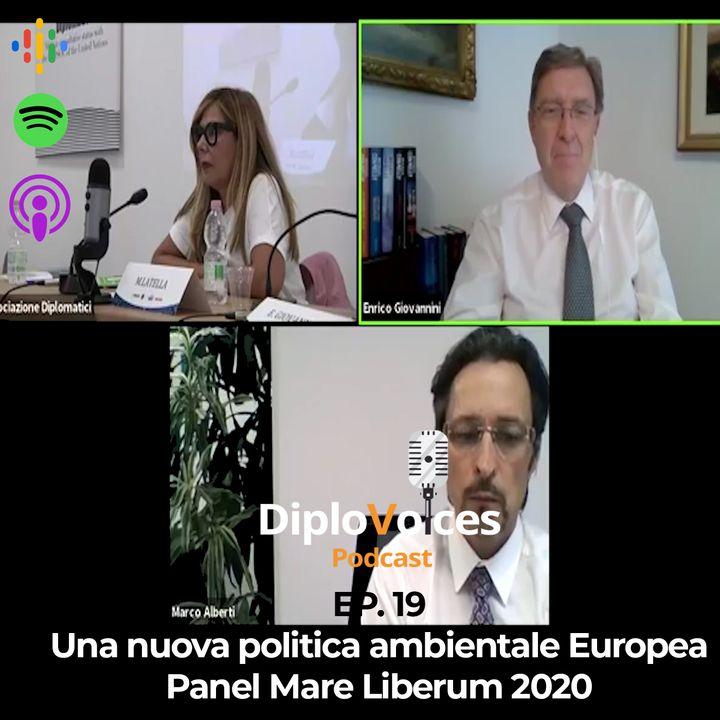 EP.19 Una nuova politica ambientale Europea - Panel Mare Liberum 2020