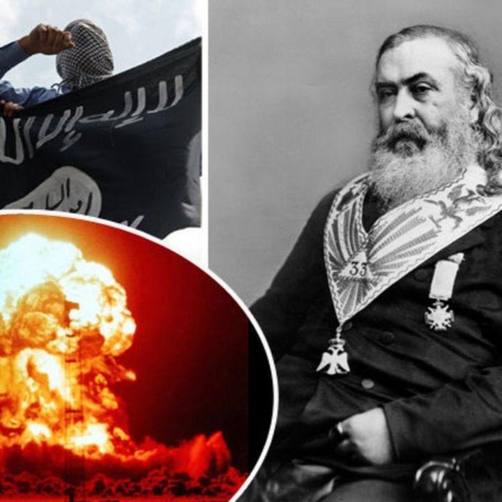 TSIBA MALONGA: LES OVNIS, LE PROJET SECRET MAÇONNIQUE ET LA RÉVÉLATION D'ÉSAIE 47- BANTUS HEBREUX ISRAELITES