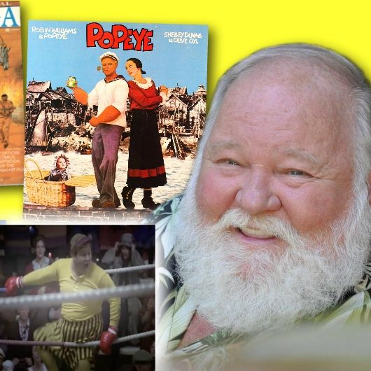 #339: Donovan Scott joins me to celebrate the 40th anniversary of Popeye!