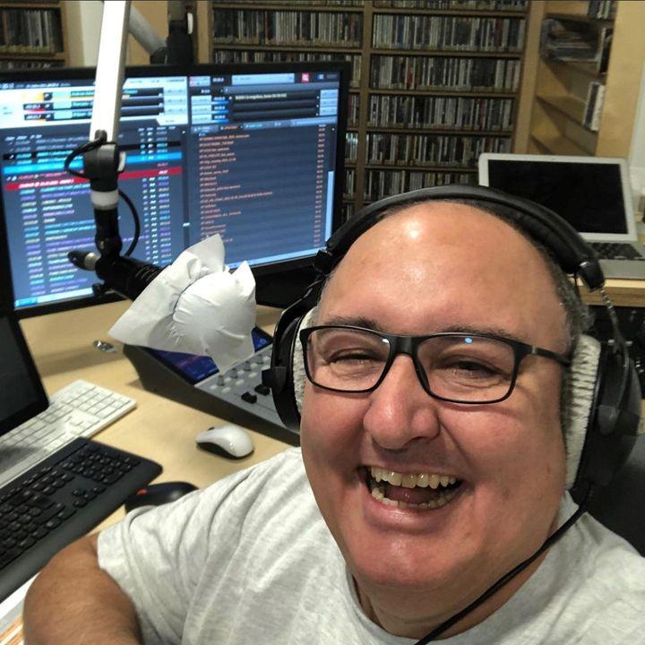Třicetileté okénko Radia 1: Douglas Arellanes