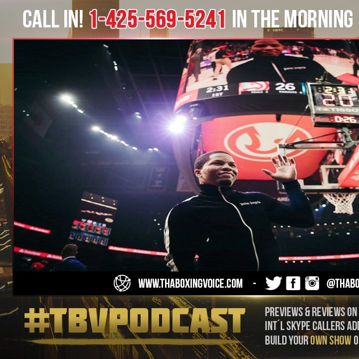 "☎️Gervonta Davis Becoming a Box Office Star⭐️ Showtime's Espinoza Claims ""30,000 Tickets Sold""🤑"