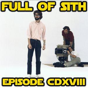 Episode CDXVIII: Lucasfilm Before Star Wars