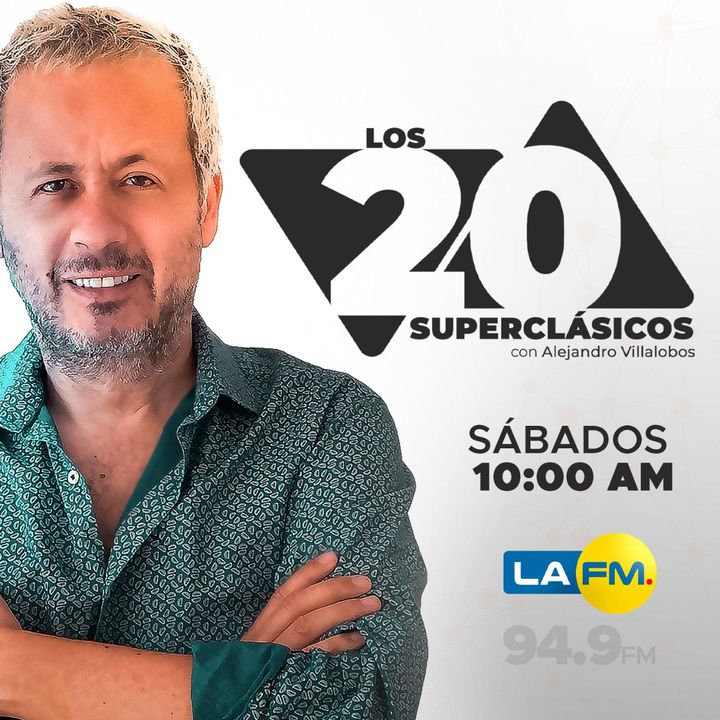 Los 20 superclásicos de LA Fm
