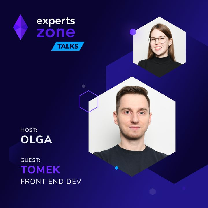 How to Improve the Front End of Your Website? - Experts Zone Talks #2   frontendhouse.com