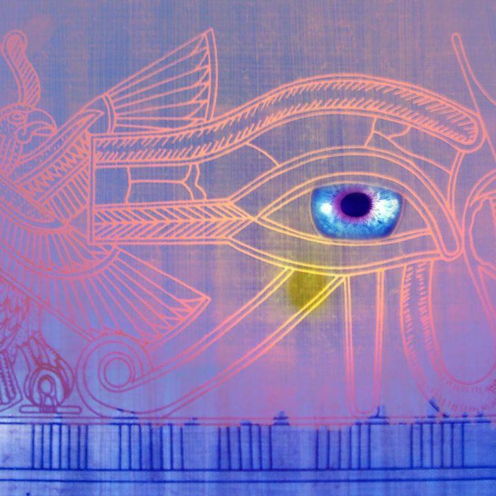 1° Attivazione del terzo occhio 👁 - Occhio di Horus, Occhio del Sole ☀️ [percorso guidato di risveglio]