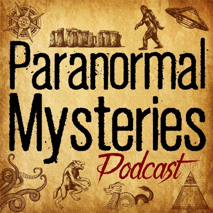 #122 | Midweek Mysteries: Satanic Rituals, Time Slips & A Predator-like Entity