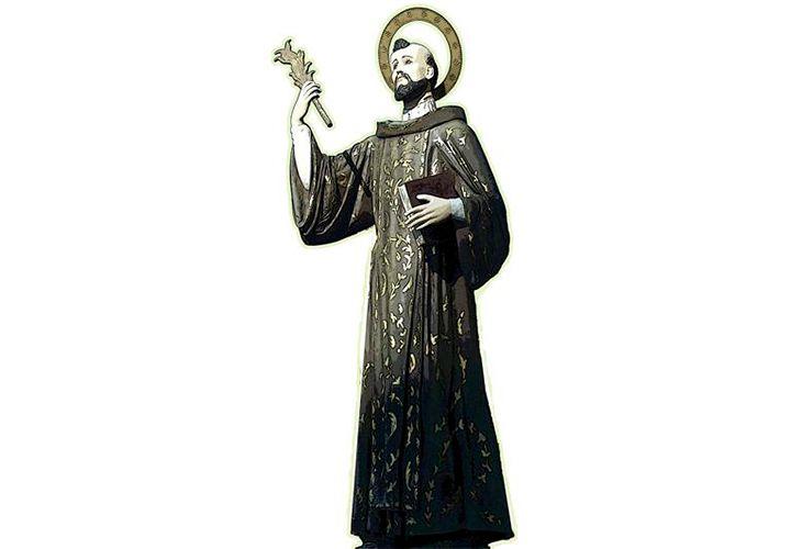 San Vicente de León, abad y mártir
