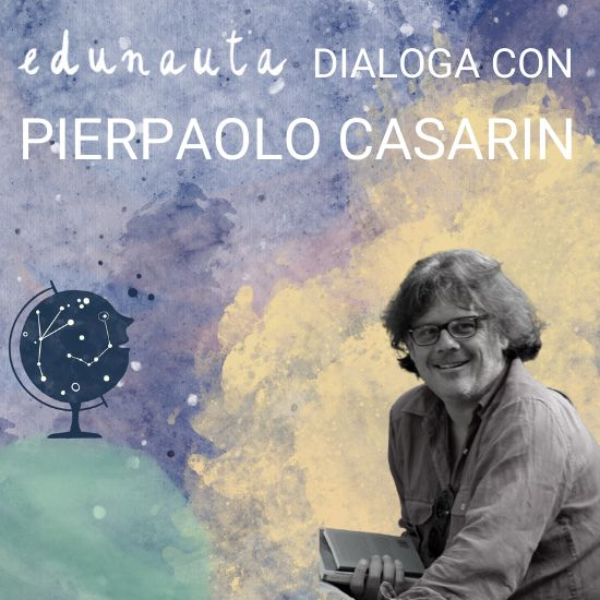 Come entrare nel mondo delle grandi domande dei bambini  con Pierpaolo Casarin