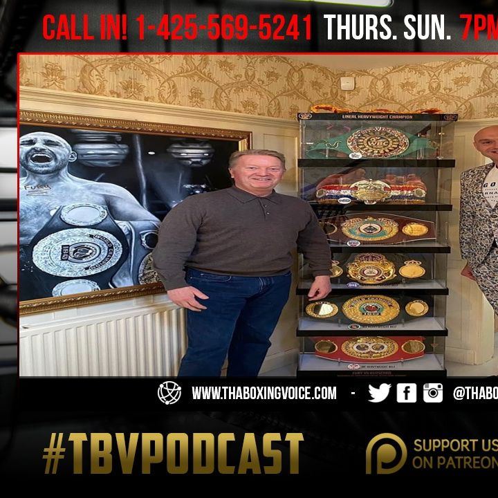 "☎️Fury-AJ ""NOTHING is Agreed"" Oscar ""Worried"" For Ryan Garcia vs Linares😢Taylor Pleas With Serrano🗣"