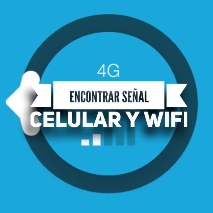 Encontrar señal celular y WiFi