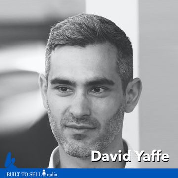 Ep 248 David Yaffe - 5 Lessons from growing a startup to a 9-figure exit in 2 years