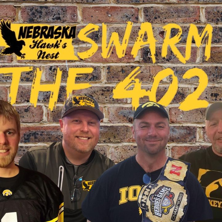 Swarm the 402 Podcast #1